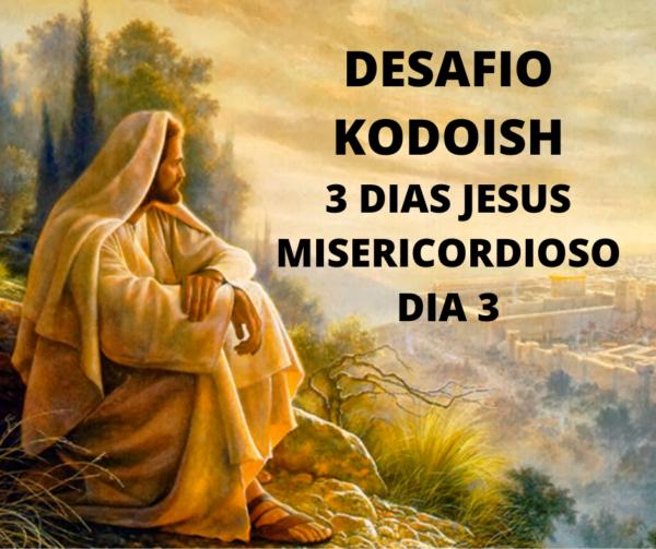 Jesus misericodioso